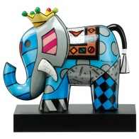 Figurka 29cm Great India 1 - Romero Britto