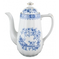 Dzbanek do kawy - Dorothea China Blue