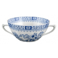 Bulionówka - Dorothea China Blue