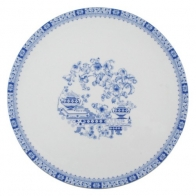 Taca do tortu 30cm - Dorothea China Blue
