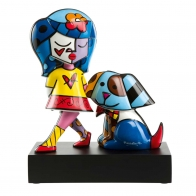 Figura Best Friend 37cm - Romero Britto, Goebel 66451396