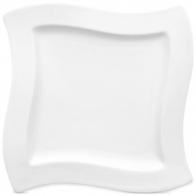 Talerz śniadaniowy kwadratowy 24 x 24 cm New Wave Villeroy&Boch 10-2525-2647
