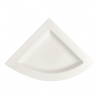 Talerz płaski trójkątny 22 x 22 cm New Wave Villeroy&Boch 10-2525-2659