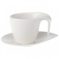 Filiżanka śniadaniowa ze spodkiem 380 ml Flow Villeroy & Boch 10-3420-1230