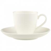 Filiżanka do espresso ze spodkiem 100 ml Anmut Villeroy & Boch 10-4545-1410
