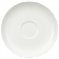 Spodek do filiżanki do białej kawy 18 cm Royal Villeroy & Boch 10-4412-1220