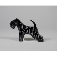 Figurka Terrier pszeniczny