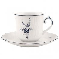 Filiżanka do kawy ze spodkiem 0,2 l Old Luxembourg Villeroy & Boch 10-2341-1290