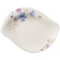 Miska płaska 34 cm Mariefleur Gris Serve & Salad Villeroy & Boch 10-4105-3380