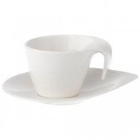 Filiżanka do espresso ze spodkiem 100 ml Flow Villeroy & Boch 10-3420-1410