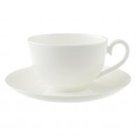 Filiżanka do białej kawy ze spodkiem 0,4 l Royal Villeroy & Boch 10-4412-1200