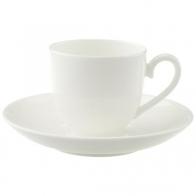 Filiżanka do espresso ze spodkiem 0,1 l Royal Villeroy & Boch 10-4412-1410