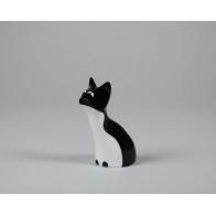 Figurka Kot słuchacz