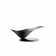 Misa na owoce czarna 40 x 30 x 15 cm - Petalo Casa Bugatti 21-PETALOIN
