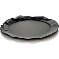 Taca Foix czarna 44 cm - Lluís Clotet alessi 90039 B