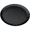 Taca do serwowania Joy n.3 czarna 40 cm - Claudia Raimondo Alessi CR03/40 B