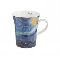 Kubek 11 cm - Gwieździsta Noc - Vincent van Gogh Goebel 67011081