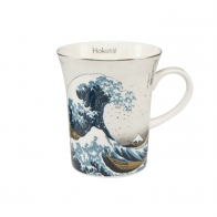 Kubek 11 cm Wielka Fala, Great Wave - Katsushika Hokusai Goebel 67011151