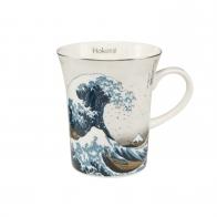 Kubek 11 cm Wielka Fala - Katsushika Hokusai Goebel 67011151