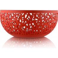 Misa na owoce Cactus! czerwona 21 cm - Marta Sansoni Alessi MSA04/21 R