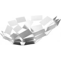 Patera La Stanza dello Scirocco biała 41 x 37 cm - Mario Trimarchi MT03 W