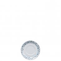 Spodek do filiżanki do espresso 11 cm - Tric Vivid Pattern Blue Arzberg 49700-640158-14721