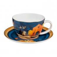 Filiżanka do herbaty 0,25 l I colori del tramonto Rosina Wachtmeister Goegel 66-860-27-1