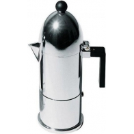 Zaparzacz do espresso La Cupola 70 ml Alessi A9095/1 B