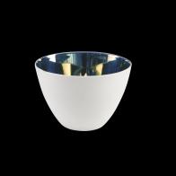 Świecznik - tealight 7,5 cm srebrny Goebel 14-004-24-1