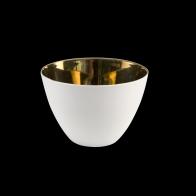 Świecznik - tealight 7,5 cm srebrny Goebel 14-004-25-1