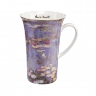 Kubek 15 cm 0,5 l - Evening Flowers II Cloude Monet Goebel 67-012-09-1