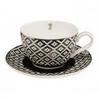 Filiżanka do herbaty 0,25 l Diamenty - Chateau - Princess Maja von Hohenzollern Goebel 27-050-06-1