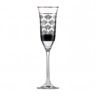 Kieliszek do szampana 25 cm Kwiatowy - Chateau - Princess Maja von Hohenzollern Goebel 27-050-19-1