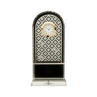 Zegar na biurko 23 cm Diamenty - Chateau - Princess Maja von Hohenzollern Goebel 27-050-30-1