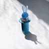 Pojemnik na wykałaczki Magic Bunny czarny - Stefano Giovannoni Alessi ASG16 B