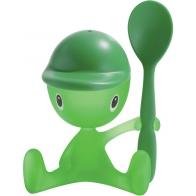 Kieliszek do jajka Cico zielony - Stefano Giovannoni Alessi ASG23 GR