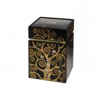 Pudełko na herbatę 11cm Drzewo Życia Gustav Klimt 67065021 Goebel
