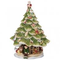Duża choinka z dziećmi 30 cm - Christmas Toys Memory Villeroy & Boch 14-8602-5861