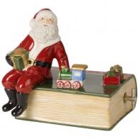 Książka ze Św. Mikołajem pozytywka - Nostalgic Melody Villeroy & Boch 14-8640-6522