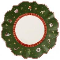 Talerzyk do pieczywa zielony - Toy's Delight Villeroy & Boch 14-8585-2661