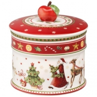 Mały pojemnik na ciastka - Winter Bakery Delight Villeroy & Boch 14-8612-4520