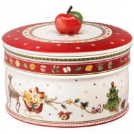 Duży pojemnik na ciastka - Winter Bakery Delight Villeroy & Boch 14-8612-4526