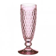 Kieliszek do szampana różowy 16 cm - Boston Villeroy & Boch 11-7309-0074