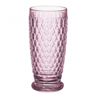 Szklanka long drink różowa 16 cm - Boston Villeroy & Boch 11-7309-0114