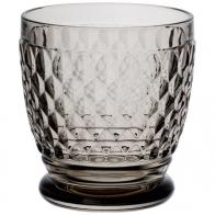 Szklanka do wody i koktajli szara 10 cm - Boston Villeroy & Boch 11-7309-1415