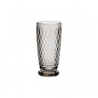 Szklanka long drink szara 16 cm - Boston Coloured Villeroy & Boch 11-7309-0115