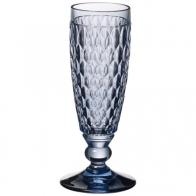Kieliszek do szampana niebieski 16 cm - Boston Coloured Villeroy & Boch 11-7309-0071