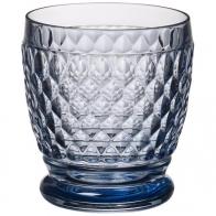 Szklanka do wody i koktajli niebieska 10 cm - Boston Coloured Villeroy & Boch 11-7309-1411