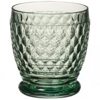 Szklanka do wody i koktajli zielona 10 cm - Boston Coloured Villeroy & Boch 11-7309-1412