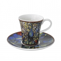 Filiżanka do espresso Paw 7 cm - Louis Comfort Tiffany Goebel 67-011-52-1